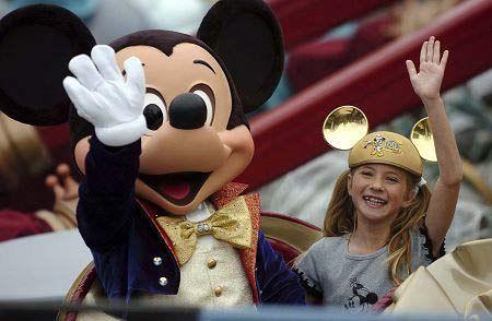 上海迪士尼盛宴 五大行业有望最终受益