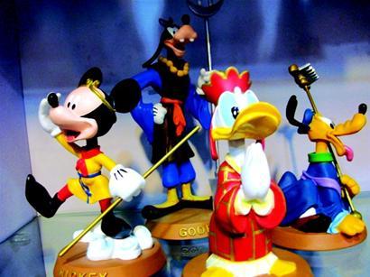 上海迪士尼获批后首家特许经营商浮出水面