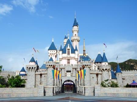 聚焦迪士尼乐园:上海迪士尼乐园进程