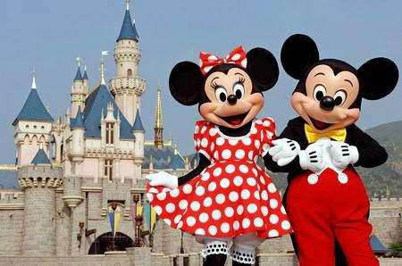 上海迪士尼项目获核准  占地116公顷